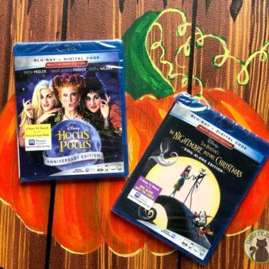 Halloween Movies Hocus Pocus Nightmare Before Christmas
