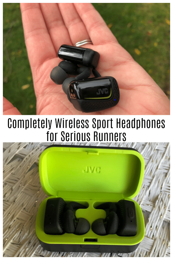 JVC Completely Wireless Headphones