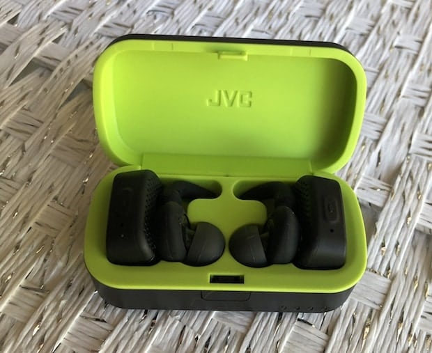 JVC Wireless Earbuds Case