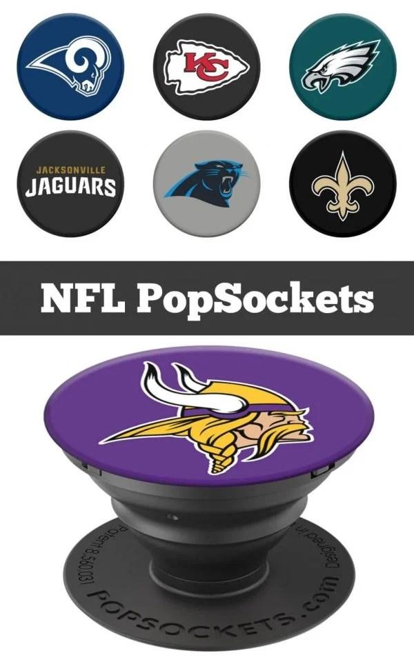 NFL Popsocket Grips