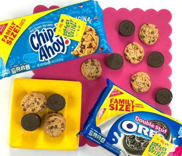 Chips Ahoy Double Stuff Oreo