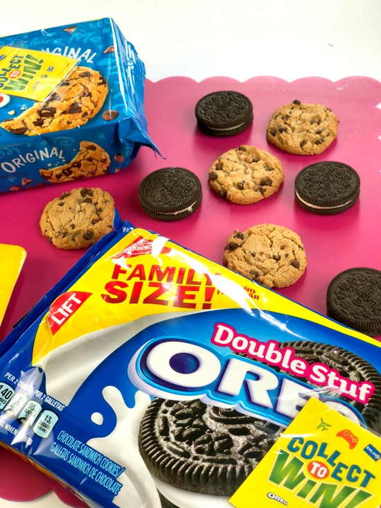 Play Collect To Win with Family Size Nabisco Snacks +
