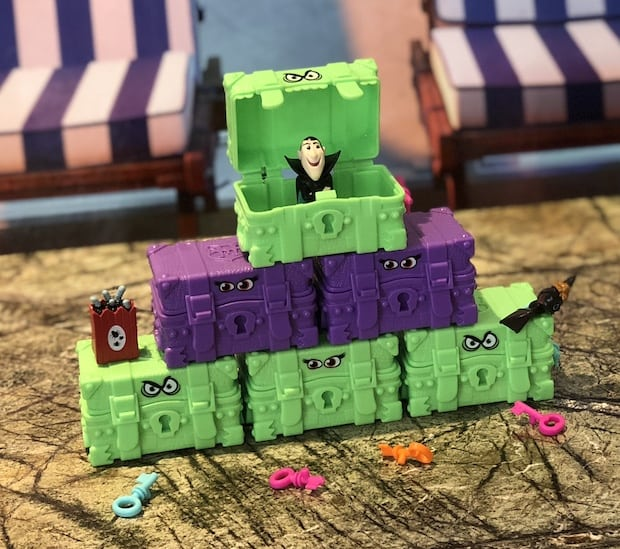 Hotel Transylvania Monster Mayhem Blind Collectible Figure