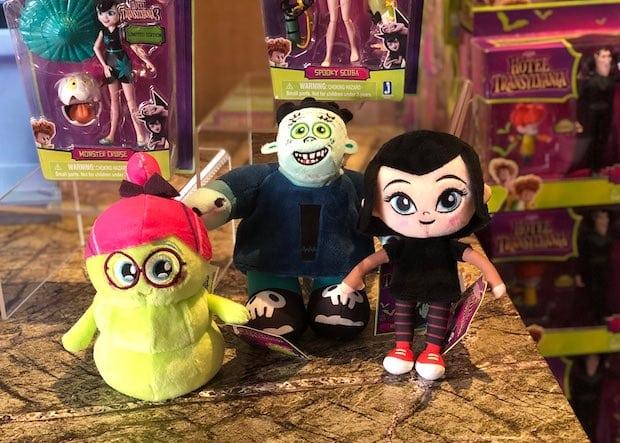 Jazwares Hotel Transylvania Toys