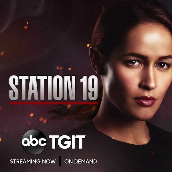 Station 19 ABC TV