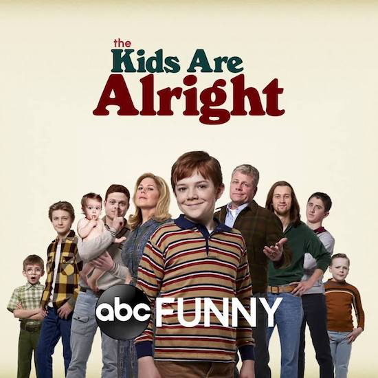 The Kids are All Right ABC TV