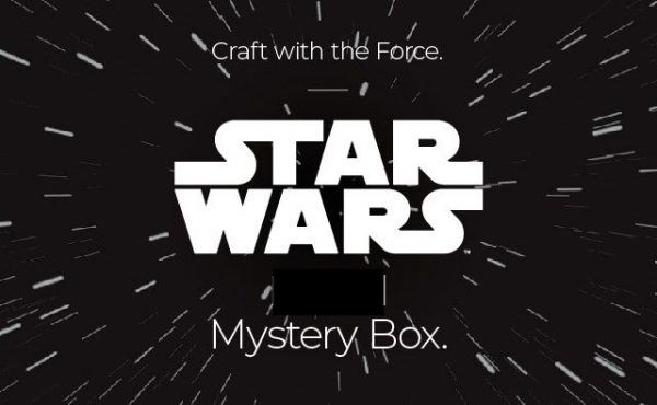 cricut star wars mystery box