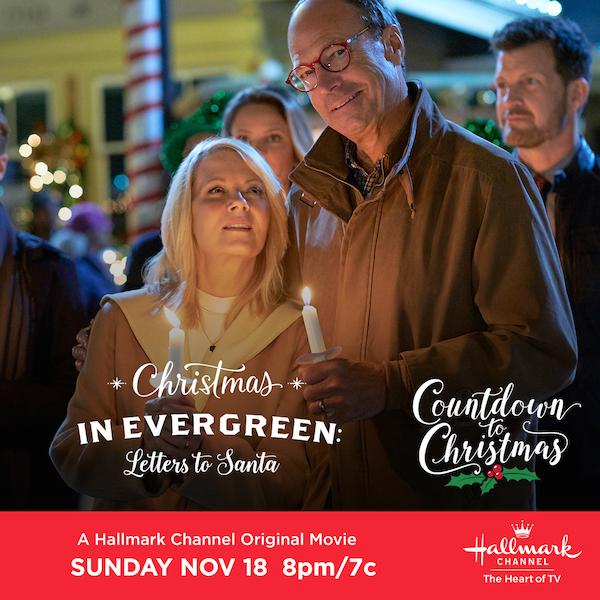 Christmas In Evergreen Jill Wagner
