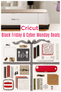 Best Cricut Black Friday and Cyber Monday Deals