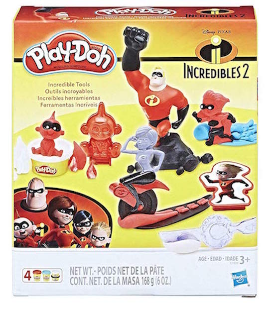 Incredibles 2 Play-Doh Set