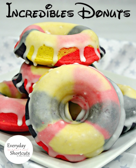Incredibles Donuts Recipe