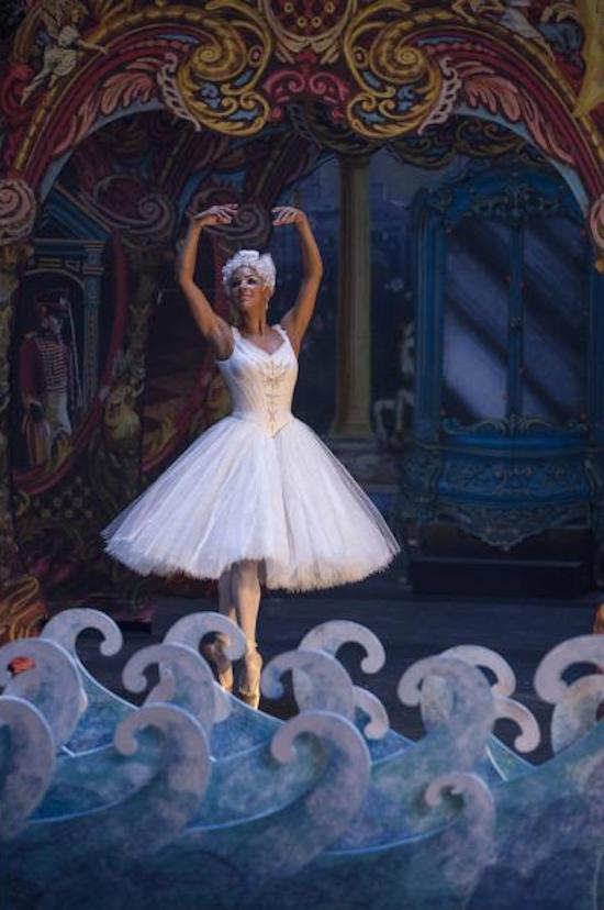Misty Copeland Nutcracker Four Realms