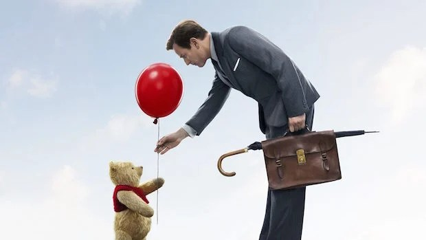 Pooh Christopher Robin Grown Up