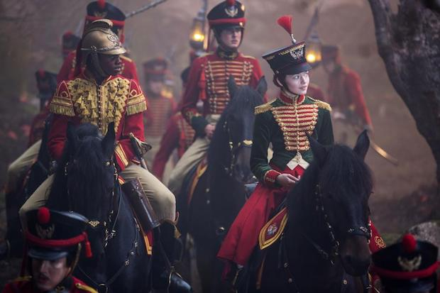 The Nutcracker Four Realms Soldiers
