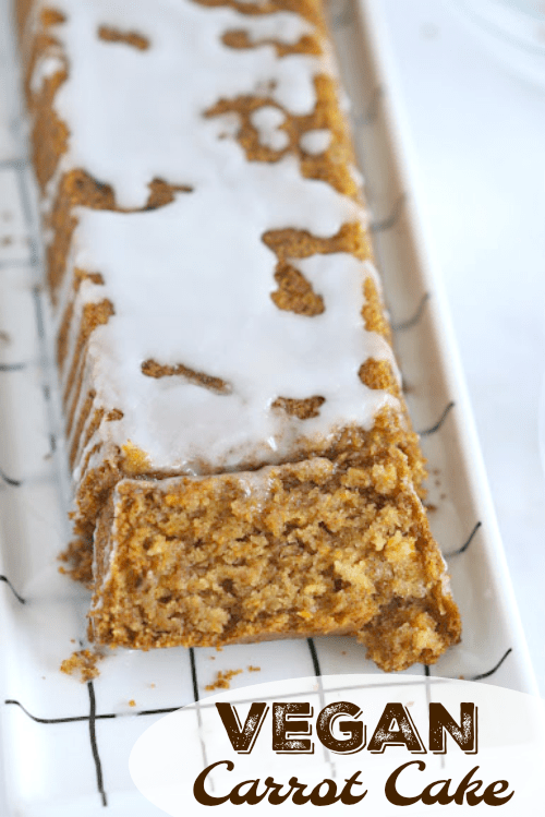 Vegan Carrot Cake Recipe