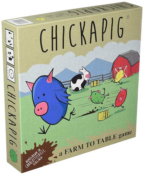 Chickapig Game