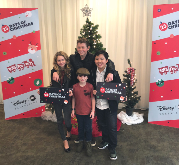 Coop and Cami Cast Disney Channel (1)