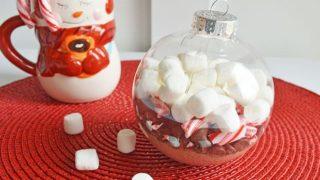 DIY Hot Chocolate Ornaments