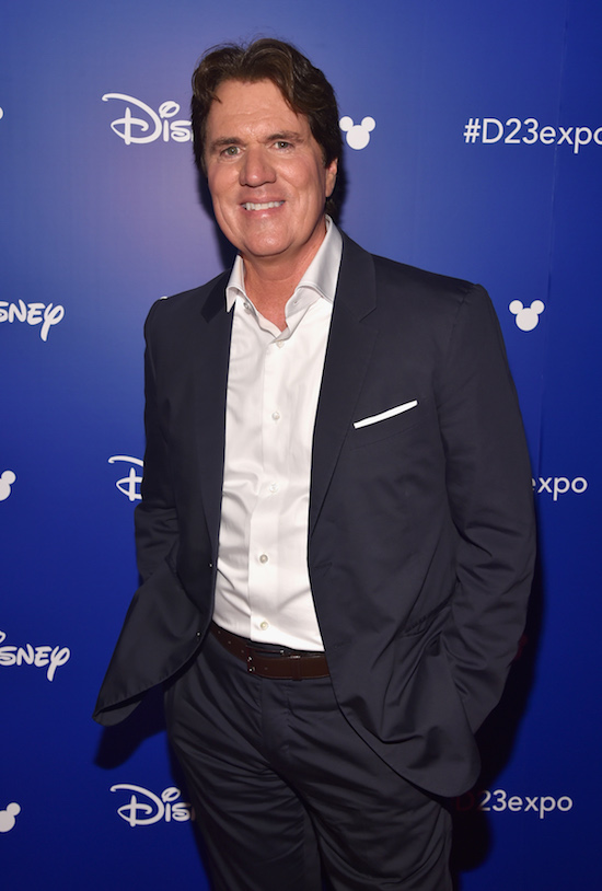 Director Rob Marshall of MARY POPPINS RETURNS