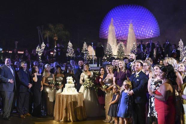 Disney Fairytale Weddings Freeform Holiday Edition