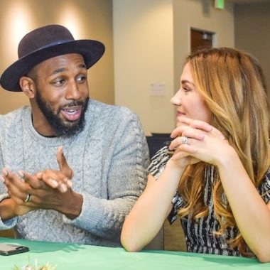 Disney's Fairy Tale Weddings Holiday Edition Twitch Boss Allison Holker