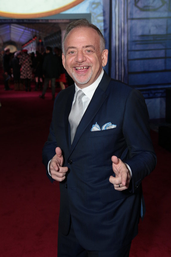 Marc Shaiman Mary Poppins Returns