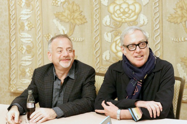 Marc Shaiman and Scott Whitman Interview