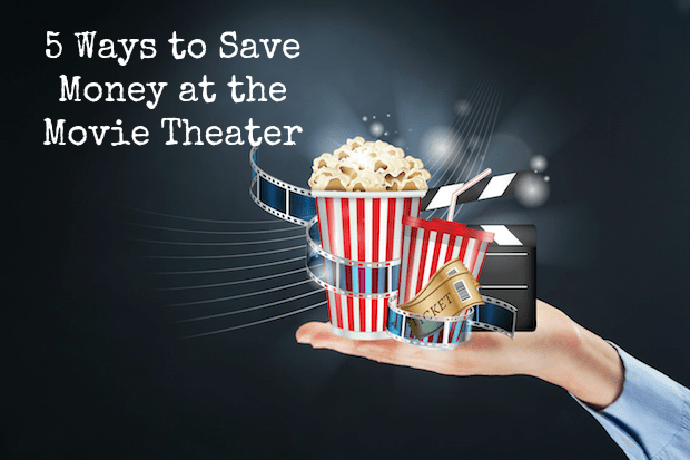 5 Ways to Save Money at the Movie Theater