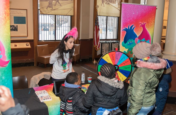Kids Day Saint Paul Winter Carnival