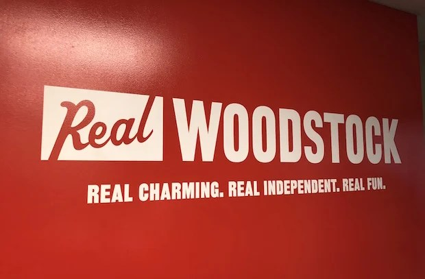 Real Woodstock Logo