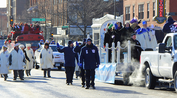 Saint Paul Winter Carnival Grand Parade