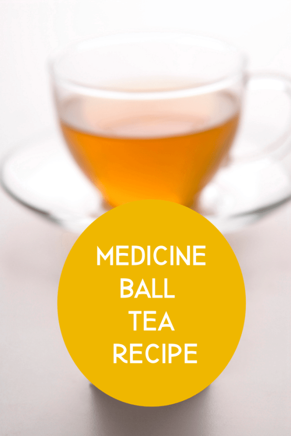Starbucks Medicine Ball Tea Recipe