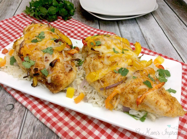air Fryer chicken fajita recipe