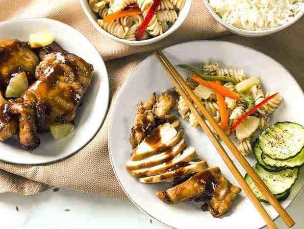Huli Huli Air Fryer Chicken