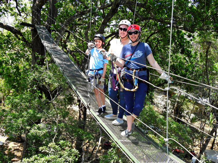 Congo Trail Zip Line Costa Rica Family