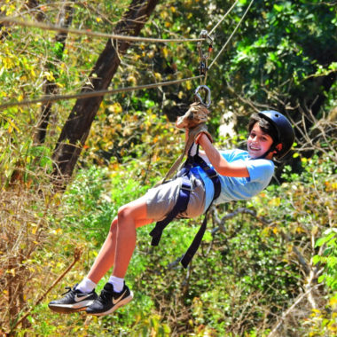 Congo Trail Zip Line Kid