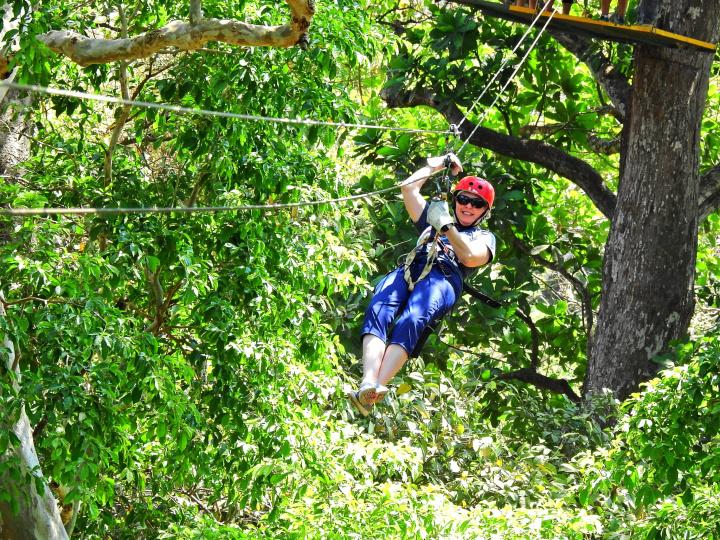 Congo Trail Zipline Chrysa