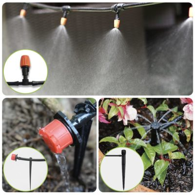 DIY Garden Drip Irrigation Kit