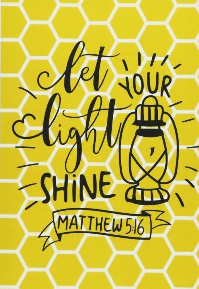 Let Your Light Shine Journal Notebook