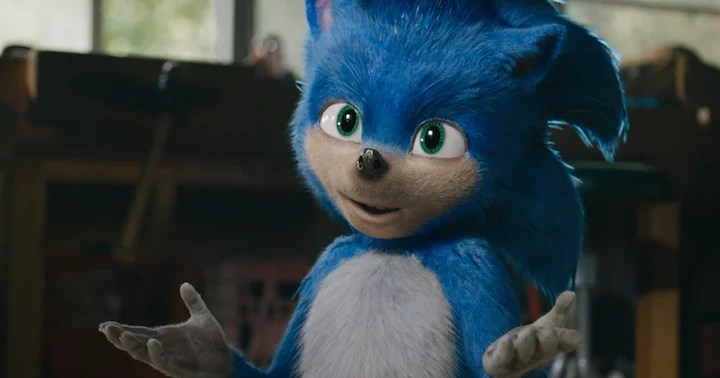 Sonic the Hedgehog Live Action Movie