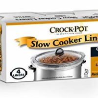 Crock Pot Slow Cooker Liners