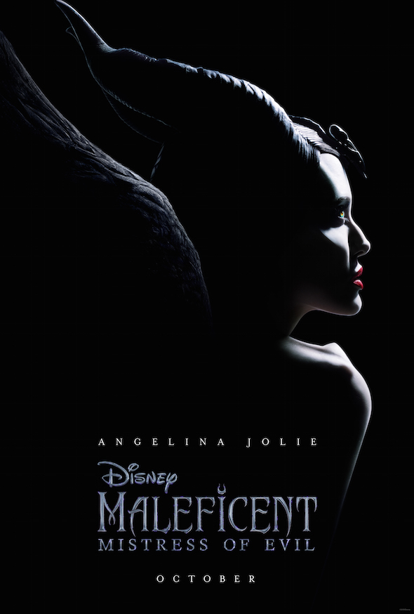 Maleficent 2 Teaser Poster