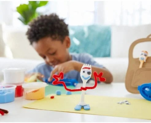 Toy Story Birthday Party Activity with Forky