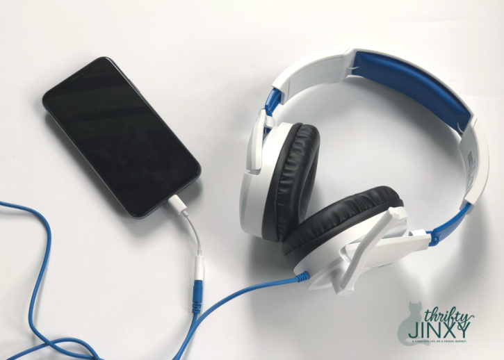 Turtle Beach Recon iPhone