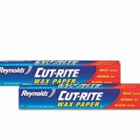 Reynolds Wrap Cut-Rite Wax Paper - 75 sq ft - 2 pk