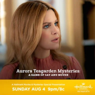Aurora Teagarden Mysteries Game of Cat and Mouse
