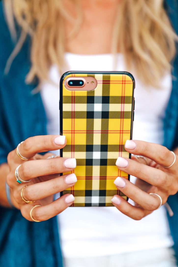 Casely Plaid Phone Case