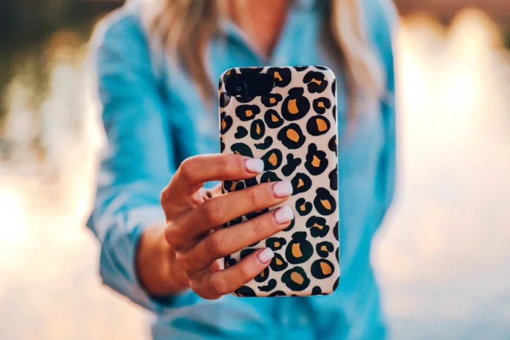 Casely Phone Subscription Club - Leopard Case