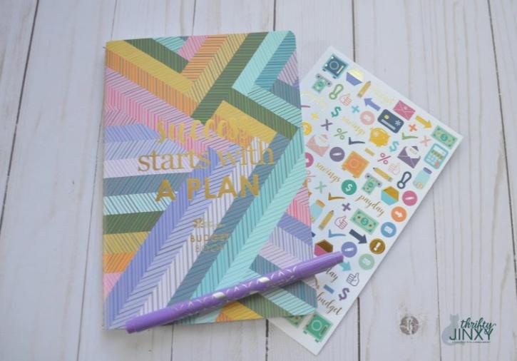 Erin Condren PetitePlanner Budget Book
