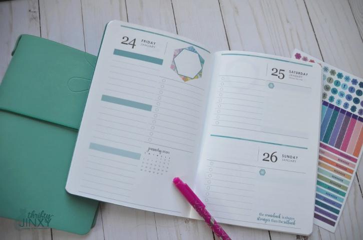 Erin Condren PetitePlanner Daily Planner Pages
